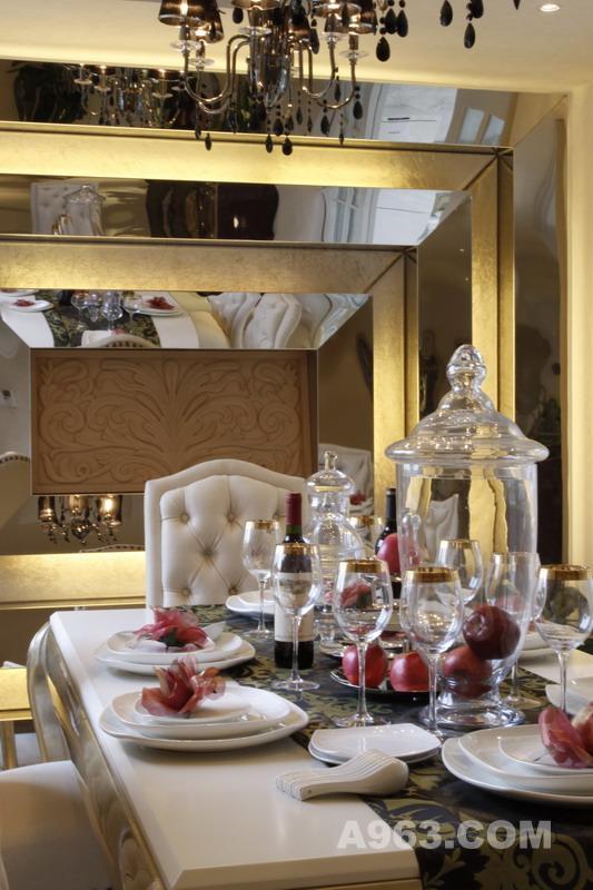 欧式餐厅家具 欧式餐桌 欧式餐椅 欧式样板房家具 新古典样板房家具
