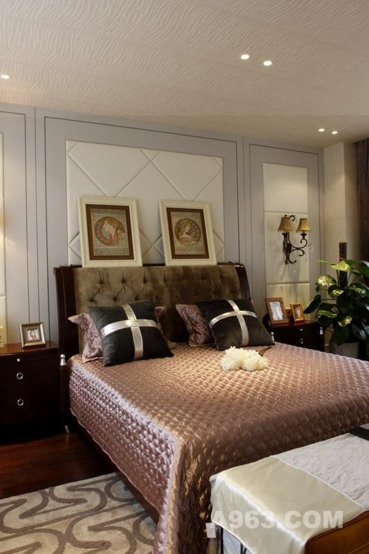 新古典风格 样板房家具 欧式 别墅样板房家具 室内设计 后现代家具